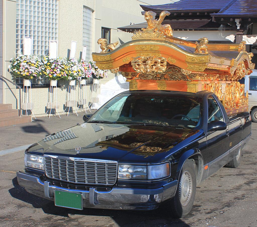葬儀用の車両の種類!寝台車と霊柩車の違いを徹底解説!