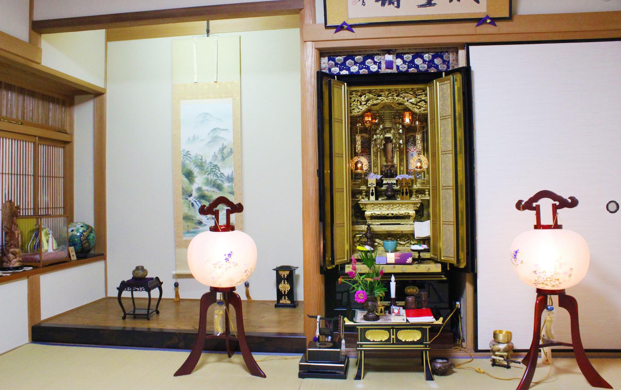 お仏壇の購入方法とは?選び方や予算の決め方まで分かりやすく解説